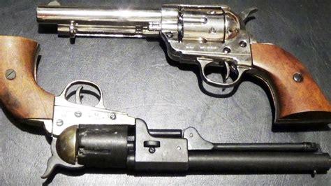 Replica guns - How good are Denix? - YouTube