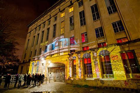 berlin nightclub berghain struck  lightning clubbers