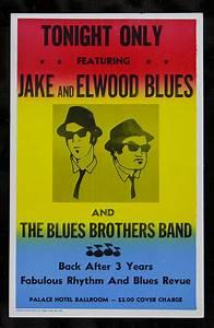 BLUES BROTHERS * CineMasterpieces ORIGINAL PROP MOVIE ...