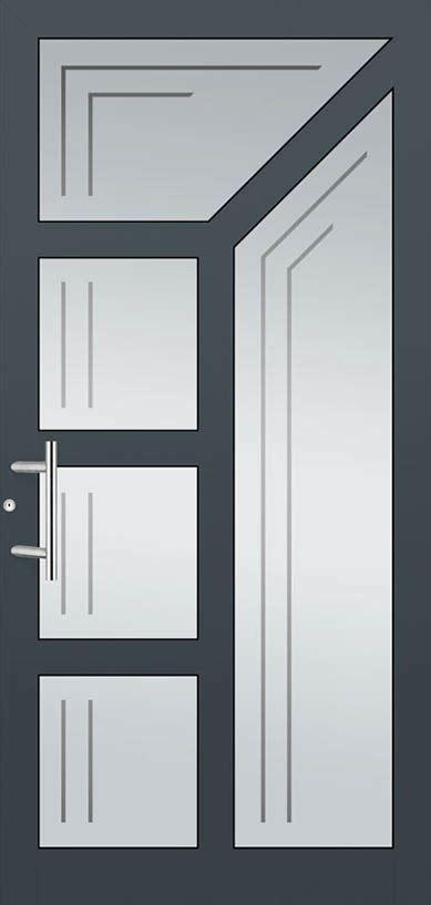 Haustüren Mit Viel Glas by Kompotherm Modellt 252 Ren Mit Sprossen Und Viel Glas