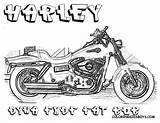 Harley Davidson Boy Fat Coloring Pages Dyna Printable Dragster Colouring Motorcycle Fxdf Print Motocycle Fuel Macho Template sketch template
