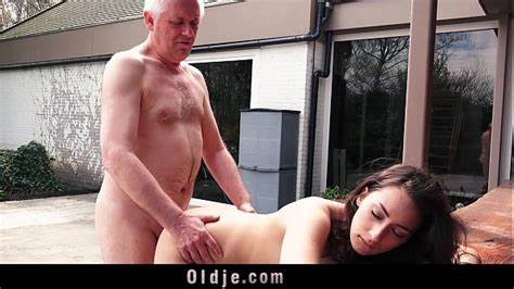 Step Grandpa Can To Shag His Puffy РЎasual Husband Dicked My Sisters Step