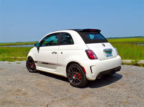 Fiat Abarth 500c by In Our Garage 2014 Fiat 500c Abarth Cabrio