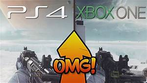 INFINITE WARFARE – PLAYSTATION 4 vs XBOX ONE GRAPHICS ...