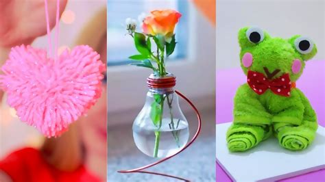 Diy Room Decor! 15 Easy Crafts Ideas At Home Youtube
