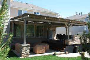 Louvered Patio Cover Diy by Top Image Diy Patio Cover Wallpapers
