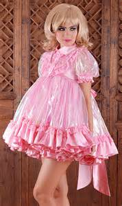 Bunting Baby Sissy Dress