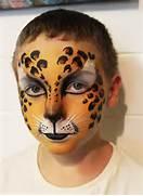 july leopard fast face...