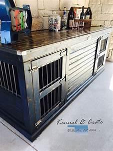 Best 25 diy kennel indoor ideas on pinterest diy dog for Indoor double dog kennel