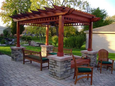 Backyard Pergola Ideas - 229 best images about pergola backyard ideas on