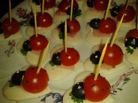 cuisine r馮ime kanapeji finger food foto 22243410