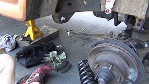 Ford F150 Radius Arm Bushing Replacement