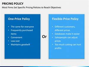 Pricing Policy Powerpoint Template