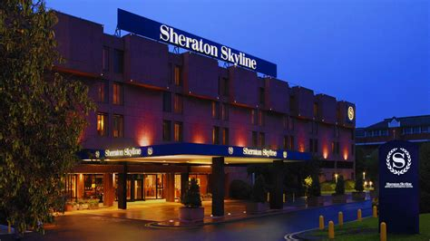 qatar airways buys sheraton skyline hotel at london heathrow airport businessclass co uk