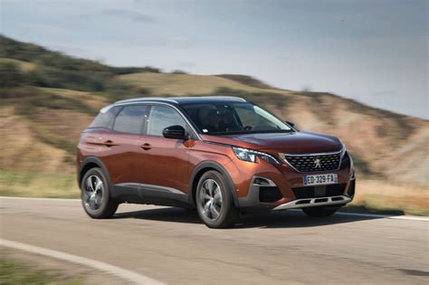 Peugeot 3008 Review by Peugeot 3008 Review Prices Specs And 0 60 Time Evo