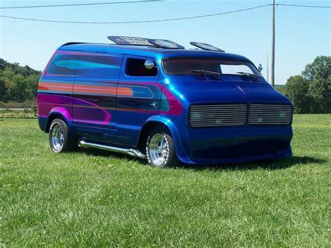 Random Me Custom Van