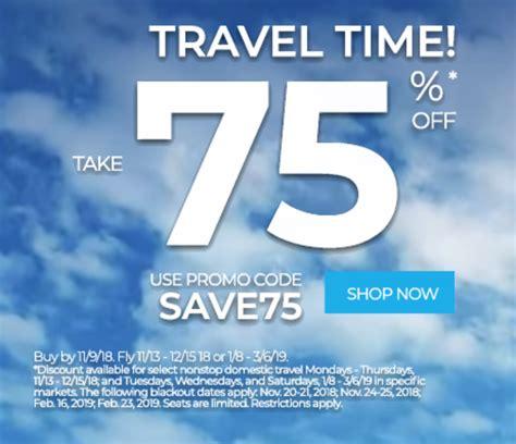 frontier sale   flights deals