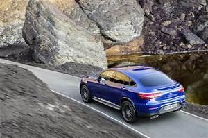 Mercedes Glc Coupe Hybrid : 2016 mercedes benz glc coupe review x4 and evoque watch ~ Voncanada.com Idées de Décoration