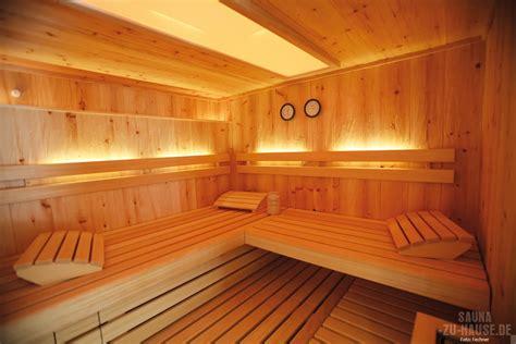 Holz Macht(s) Saunazuhause
