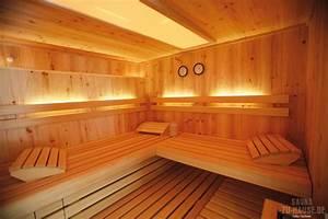 In Der Sauna : holz macht s sauna zu hause ~ Whattoseeinmadrid.com Haus und Dekorationen