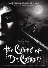 the cabinet of dr caligari summary dvd savant review the cabinet of dr caligari 2005