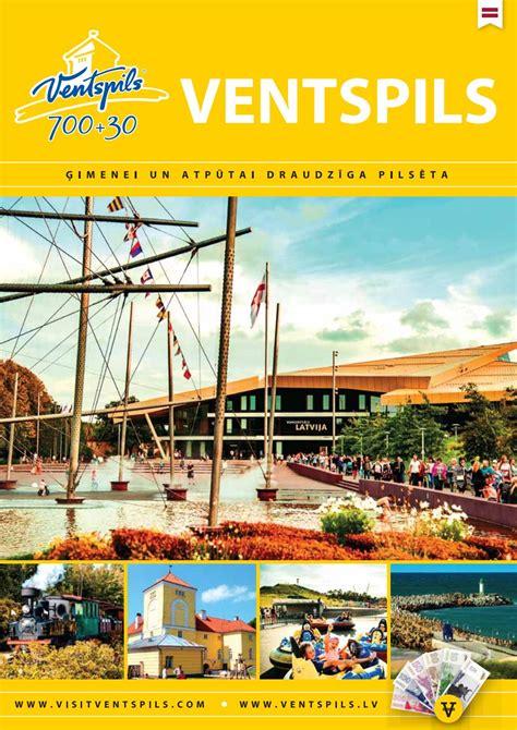 Ventspils Tūrisma brošūra 2020 latviešu valodā by ...