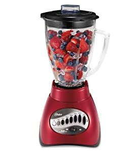 Amazon.com: Oster 6844 6-Cup Glass Jar 12-Speed Blender