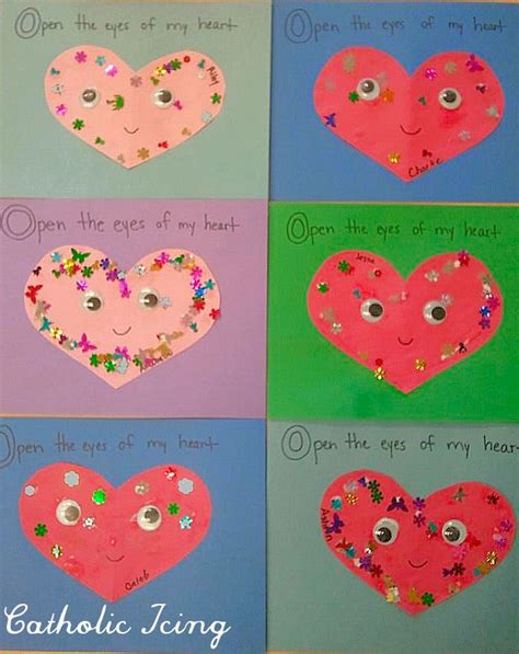 st valentine for preschool christian craft for st s day open the of 744