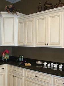 an antique white kitchen cabinet and furniture yes or no 2054