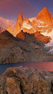 Windows Home Argentina Los Glaciares National Park Mount Patagonia