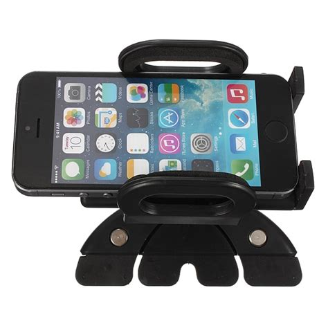 iphone dash mount car cd slot dash mount holder dock for android phone ipod