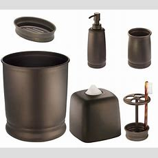 Oil Rubbed Bronze  Decorative Bathroom Accessory Accents