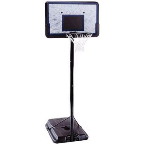 Basketball Portable Backboard Hoop Adjustable Outdoor Game