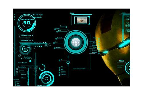 download theme jarvis iron man