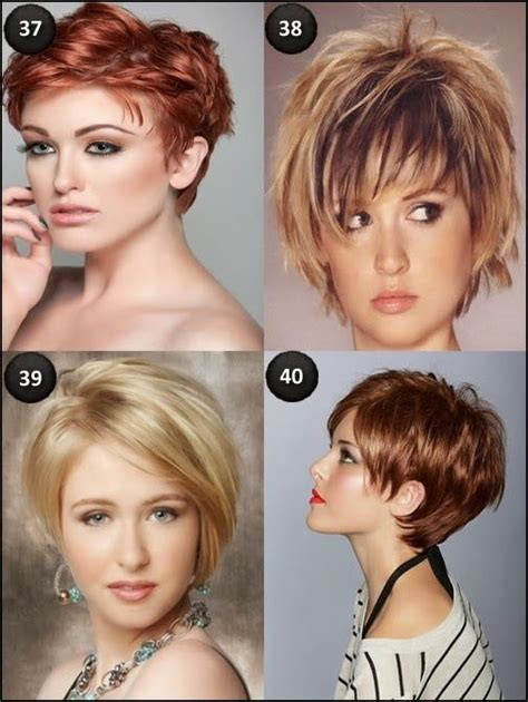 20 short hairstyles for oval faces oval faces short