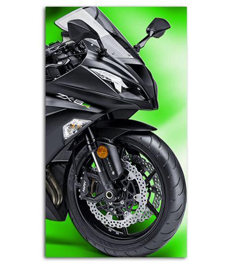 Kawasaki Ninja Hd Wallpaper For Your Mobile Phone