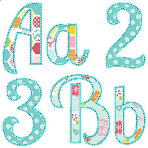 summer applique alphabet applique letters machine embroidery projects embroidery projects