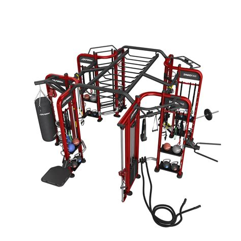 For Life Fitness Synrgy360 System Modular Group Training Equipment Life