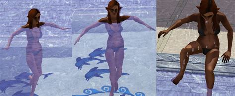 Sims 3 - Human-Cat Hybrid/Anthro Woman 2 by dspprince on ...