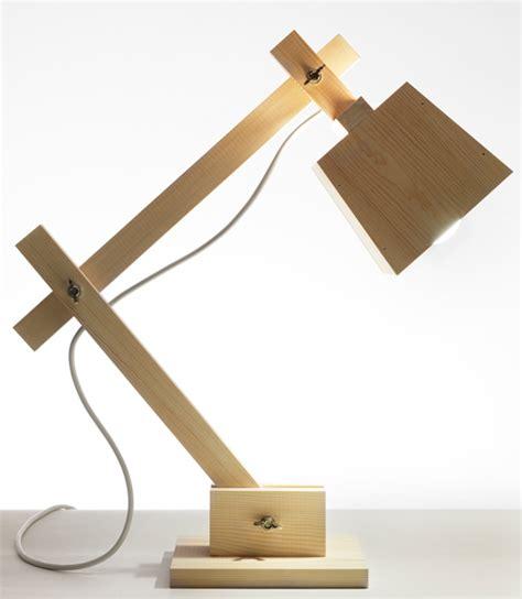 raw  elementary  wooden lamp lightopias blog