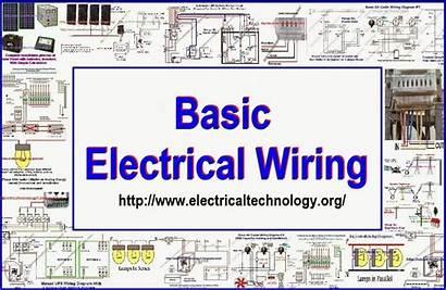 Wiring Electrical Basic Diagrams Panel Phase Solar