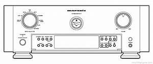 Marantz Ps-17 - Manual - Audio Video Amplifier