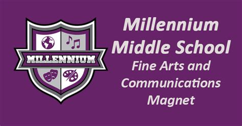 millennium middle school home