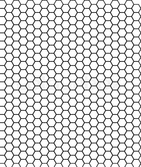 simple hexagonal background texture stock photo
