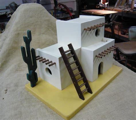 pueblo bird house  dansnow  lumberjockscom