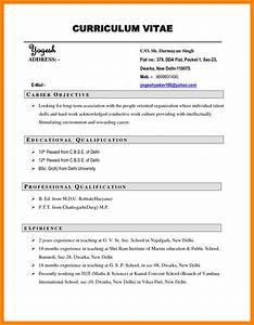 7 how to write cv for job application pdf pandora squared With how to write a cv for a job