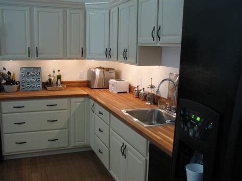used kitchen cabinets and countertops the dish on butcher block 8772