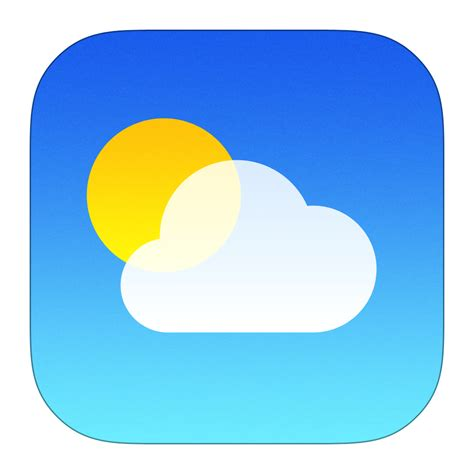 weather icons on iphone weather icon ios7 style iconset iynque