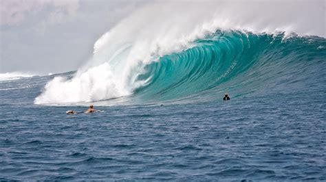 El cambio climático aumenta la energía de las olas