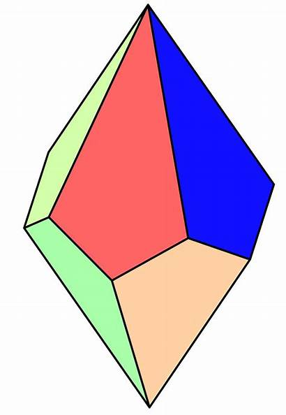 Pentagonal Trapezohedron Svg Wikipedia Sided Dice Faces